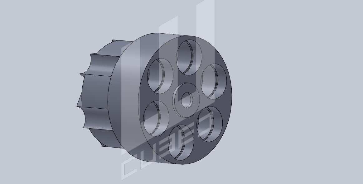 Crossman cylinder reverseengineering