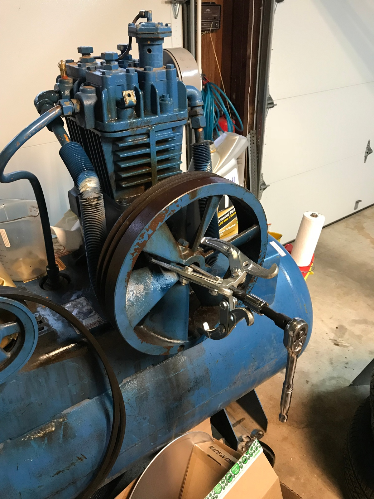 Compressor Refurbishment – Part 2