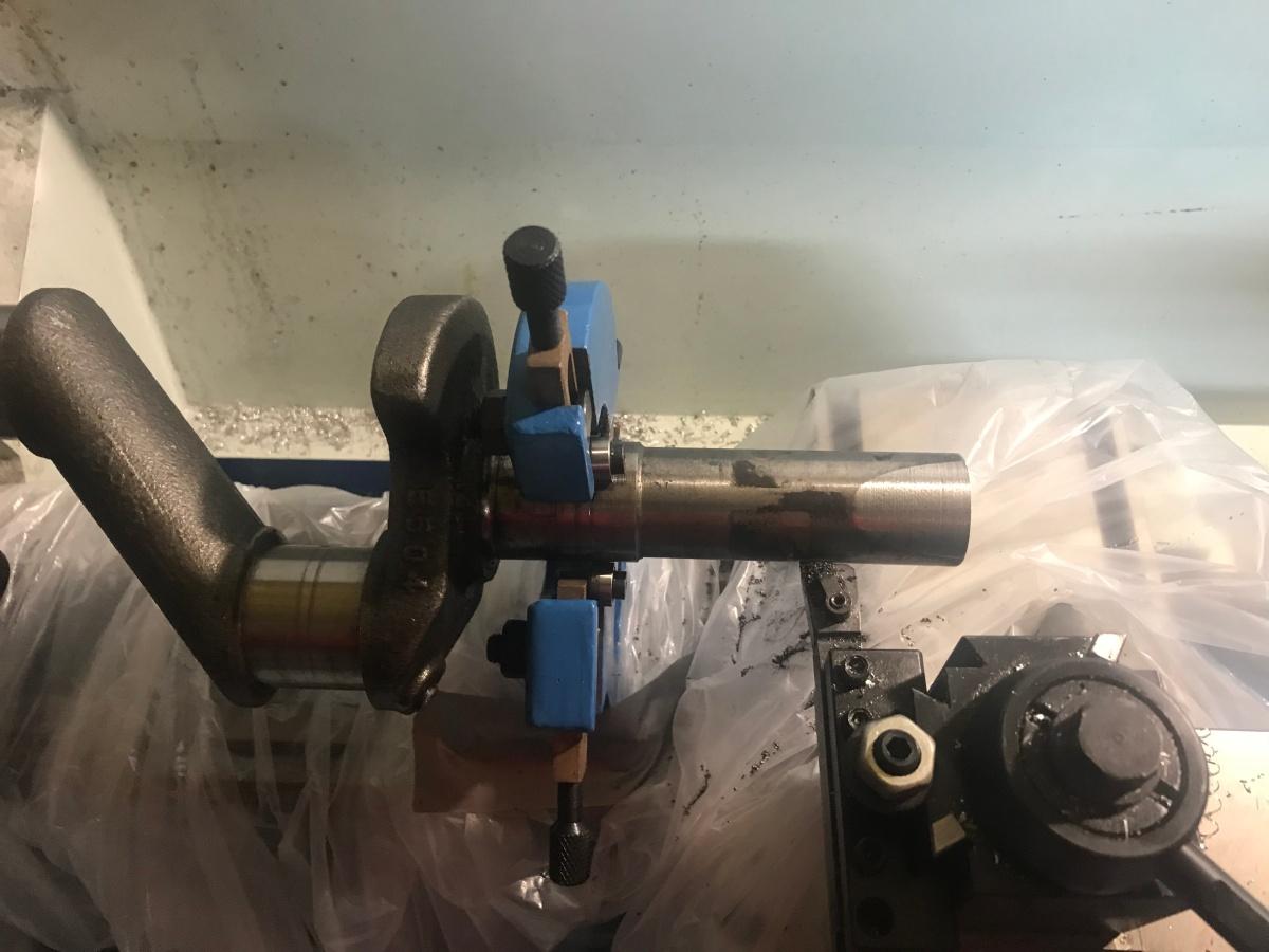 Compressor Refurbishment – Part4